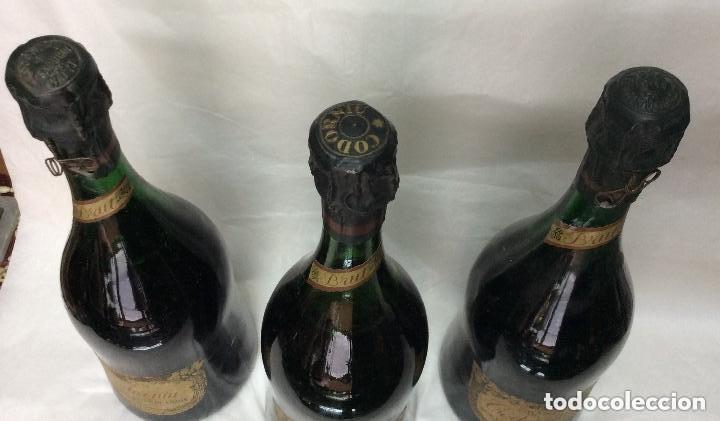 Coleccionismo de cava: Botellas Gran Codorniu Non Plus Ultra Extra de Añada - Foto 4 - 183094442