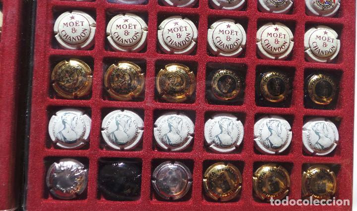 Coleccionismo de cava: LOTE DE CHAPAS. PLACAS DE CAVA. CAMPÁN. SE VENDE TODO LO DE LA FOTOGRAFÍA. - Foto 7 - 183464803