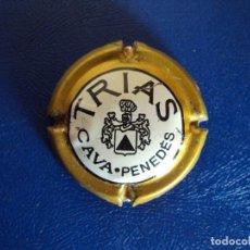 Coleccionismo de cava: (JC-10)PLACA DE CAVA TRIAS. Lote 185692191