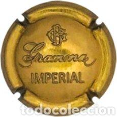 Coleccionismo de cava: CHAPA GRAMONA NOVEDAD. Lote 191817498