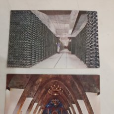 Coleccionismo de cava: CAVAS CODORNIZ 1975. Lote 194261852