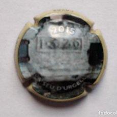 Coleccionismo de cava: PLACA DE CAVA LACRIMA BACCUS Nº 125434. Lote 194505608