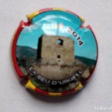 Coleccionismo de cava: PLACA DE CAVA LACRIMA BACCUS Nº 117465. Lote 194505682