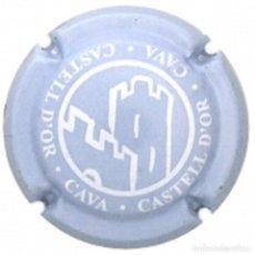 Coleccionismo de cava: CAVAS CASTELL D'OR X-168577. Lote 194654796