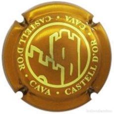 Coleccionismo de cava: CAVAS CASTELL D'OR X-185835. Lote 194654847