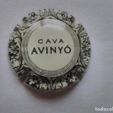 Coleccionismo de cava: PLACA DE CAVA AVINYO Nº 135635. Lote 194874737
