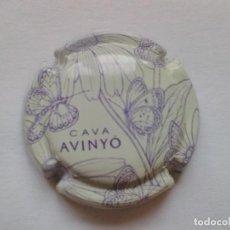 Coleccionismo de cava: PLACA DE CAVA AVINYO Nº 125519. Lote 194874822