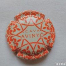 Coleccionismo de cava: PLACA DE CAVA AVINYO Nº 142480. Lote 194874933
