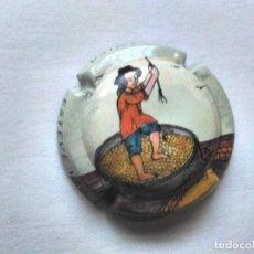Coleccionismo de cava: PLACA DE CAVA AVINYO Nº 286. Lote 194875191