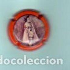 Coleccionismo de cava: CHAPA DE CAVA CASA LACRIMA BACCUS ROJAS. Lote 194969773