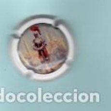 Coleccionismo de cava: CHAPA DE CAVA CASA LACRIMA BACCUS BLANCO. Lote 194986487