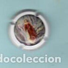 Coleccionismo de cava: CHAPA DE CAVA CASA LACRIMA BACCUS BLANCO. Lote 194986591