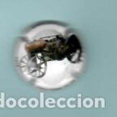 Coleccionismo de cava: CHAPA DE CAVA CASA JOAN SARDA TRACTORES . Lote 194986643