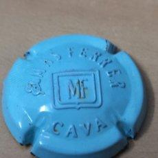Coleccionismo de cava: 4254. PLACA DE CAVA. EL MÁS FERRER. 33598. Lote 195229778