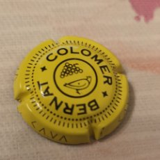 Coleccionismo de cava: 4476. PLACA DE CAVA. COLOMER BERNAT. Lote 195243898