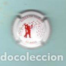 Coleccionismo de cava: PLACA DE CAVA PIRULAS DE 1º TROBADA DE COLLAS DE DIABLÉS DE LAS BORGES DEL CAMP TARRAGONA AÑO 2007. Lote 195361418