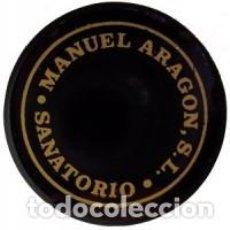Coleccionismo de cava: TAPON ROSCA DE ESPUMOSOS SANATORIO CATALOGADO EN CAVA XAPES.NET 145317. Lote 200148816