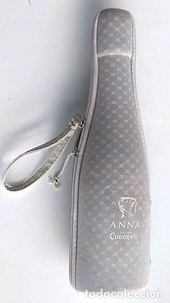 FUNDA ENFRIADOR DEL CAVA ANNA CODORNIU (Coleccionismo - Botellas y Bebidas - Cava)