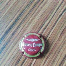 Coleccionismo de cava: PLACA DE CAVA. JUVÉ Y CAMPS. Lote 202114312