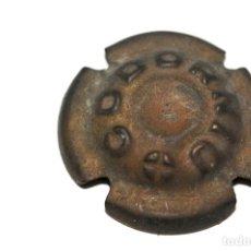 Coleccionismo de cava: ANTIGUA CHAPA DE CAVA CODORNIU. Lote 204360582
