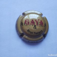 Coleccionismo de cava: PLACA DE CAVA GAYA Nº 20439. Lote 205571287