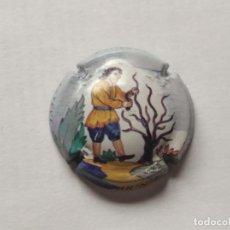 Coleccionismo de cava: PLACA DE CAVA AVINYO Nº 11541. Lote 206468838