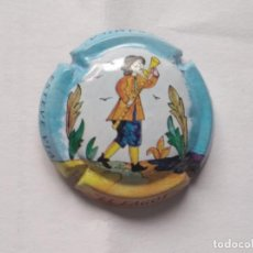 Coleccionismo de cava: PLACA DE CAVA AVINYO Nº 91798. Lote 206469691