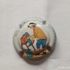 Coleccionismo de cava: PLACA DE CAVA AVINYO Nº 284. Lote 206469895