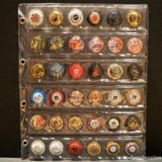 Coleccionismo de cava: LOTE 36 PLACAS DE CAVA DISTINTAS CON HOJA INCLUIDA. Lote 208886841