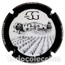 Coleccionismo de cava: PLACA DE CAVA - GIRO DEL GORNER - X 176615. Lote 211603462
