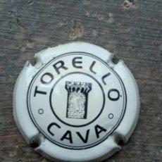 Coleccionismo de cava: PLACA CAVA TORELLO VIADER 693B. Lote 212035647