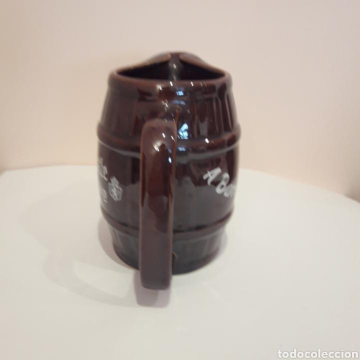 Coleccionismo de cava: Jarra caneco whisky Queens Castle - Foto 5 - 213653057