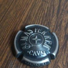 Coleccionismo de cava: A94. PLACA DE CAVA. EL MÁS FERRER.. Lote 214188100