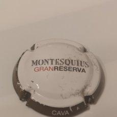 Coleccionismo de cava: A291. PLACA DE CAVA. MONTESQUIUS. Lote 214300926
