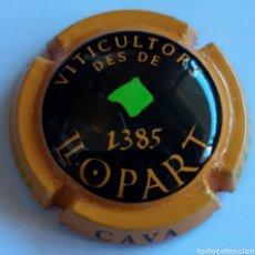 Coleccionismo de cava: PLACA DE CAVA LLOPART. Lote 216476965
