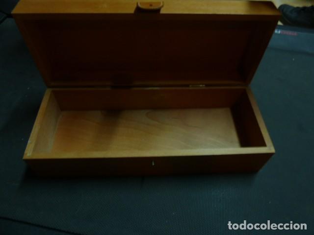 Coleccionismo de cava: Caja madera Champagne Louis Roederer. Vacía - Foto 4 - 218161571