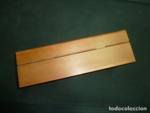 Coleccionismo de cava: Caja madera Champagne Louis Roederer. Vacía - Foto 7 - 218161571
