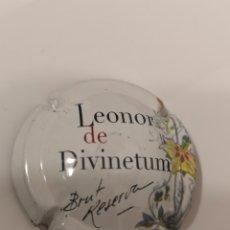 Coleccionismo de cava: A1586. PLACA DE CAVA. LEONOR DE DIVINETUM. Lote 221725622