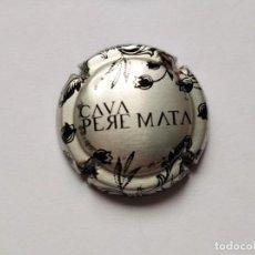 Coleccionismo de cava: PLACA DE CAVA PERE MATA Nº 129288. Lote 221884476