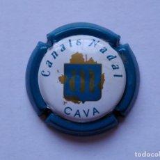 Coleccionismo de cava: PLACA DE CAVA CANALS NADAL Nº 25095. Lote 222910631