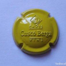 Coleccionismo de cava: PLACA DE CAVA CUSCO BERGA Nº 79905. Lote 222911403