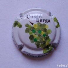 Coleccionismo de cava: PLACA DE CAVA CUSCO BERGA Nº 120586. Lote 222911631