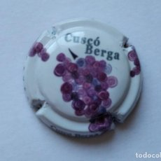 Coleccionismo de cava: PLACA DE CAVA CUSCO BERGA Nº 129779. Lote 222911677