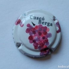 Coleccionismo de cava: PLACA DE CAVA CUSCO BERGA Nº 136422. Lote 222911711