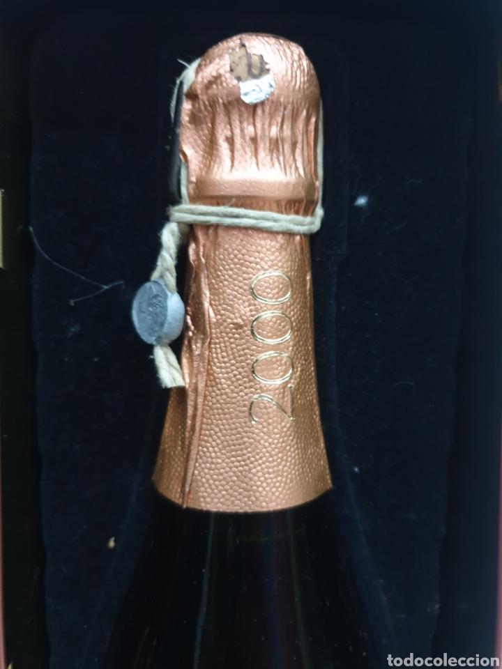 Coleccionismo de cava: CAJA BRUT EX-VITE ESPECIAL 200O - Foto 3 - 223431476