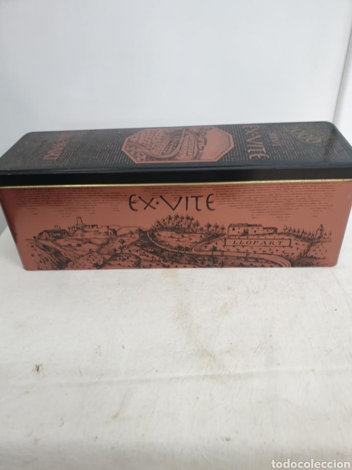 Coleccionismo de cava: CAJA BRUT EX-VITE ESPECIAL 200O - Foto 6 - 223431476