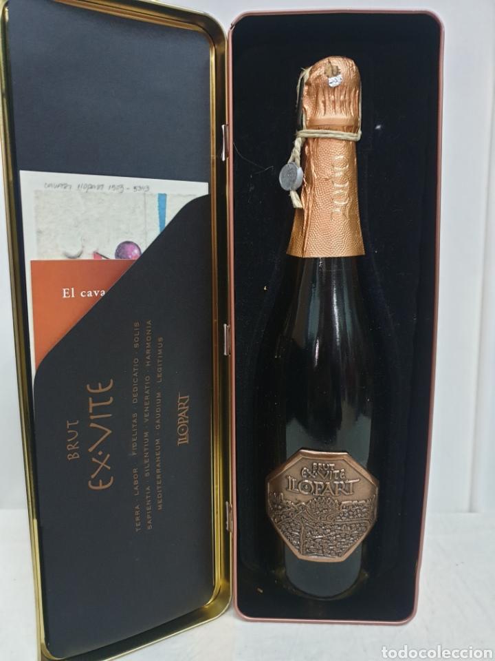 CAJA BRUT EX-VITE ESPECIAL 200O (Coleccionismo - Botellas y Bebidas - Cava)