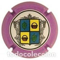 Collectionnisme de cava: CHAPA CAVA - NAVERAN - PLACA COLOR LILA CLAR - CODI: ENVR159219. Lote 225722445