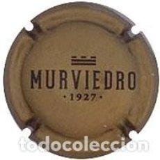 Collectionnisme de cava: PLACA CHAPA CAVA - MURVIEDRO. Lote 229011215