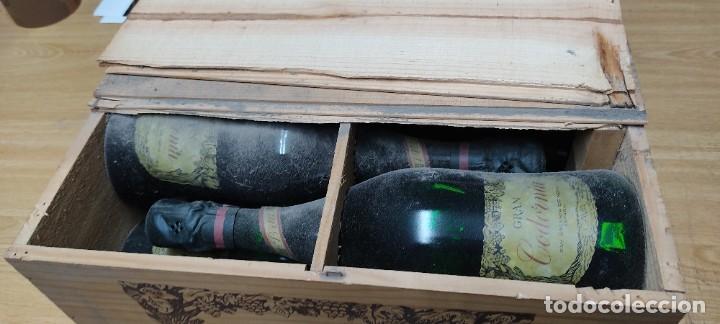 Coleccionismo de cava: ANTIGUA BOTELLA cava gran codorniu brut sin abrir.san Sadurní de noya. - Foto 2 - 233506270